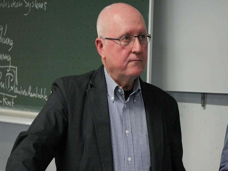 Prof. Dr. Giso Deussen